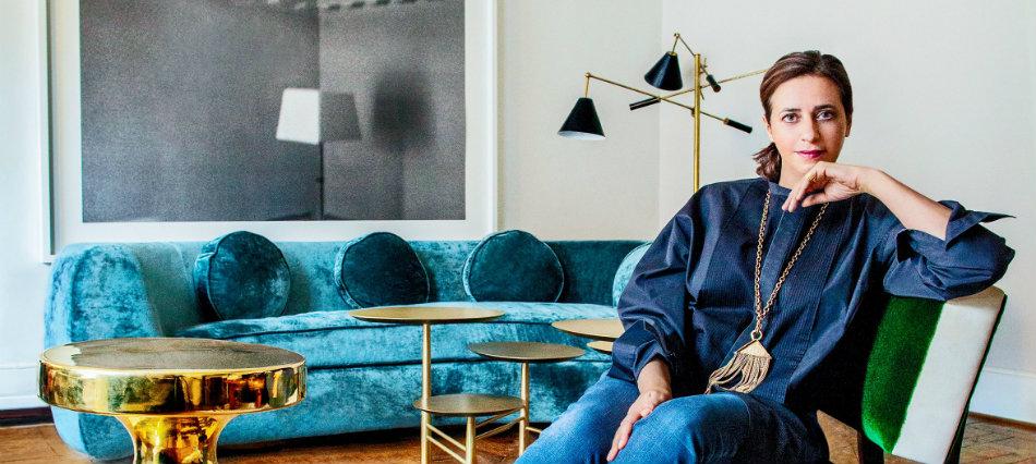 India mahdavi une architecte et designer suivre - Architecte et designer ...