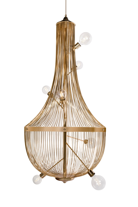 Boca do Lobo et la création de Chandeliers Remarquables  Boca do Lobo et la création de Chandeliers Remarquables l chandelier 01