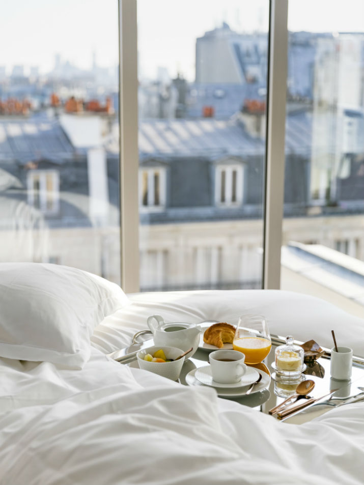 HOTEL MAISON ALBAR - La magie du chic parisien intemporel. Hôtel Maison Albar HÔTEL MAISON ALBAR - La magie du chic parisien intemporel. picture 3