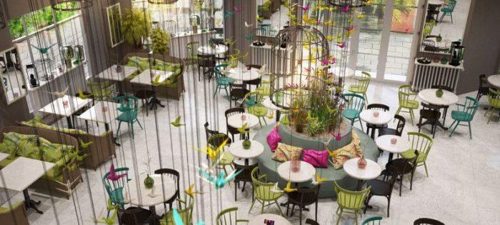 Des idées incroyables de salle à manger de restaurant  Des idées incroyables de salle à manger de restaurant 1 MBT Kakadu Innenraum 2 160210 e1486986509526