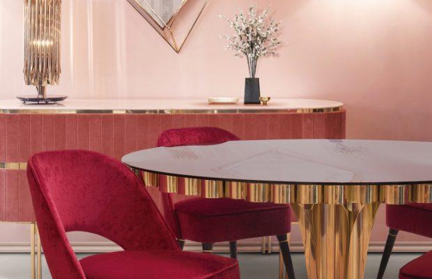 La couleur ROSE pour vos projets de Décoration !