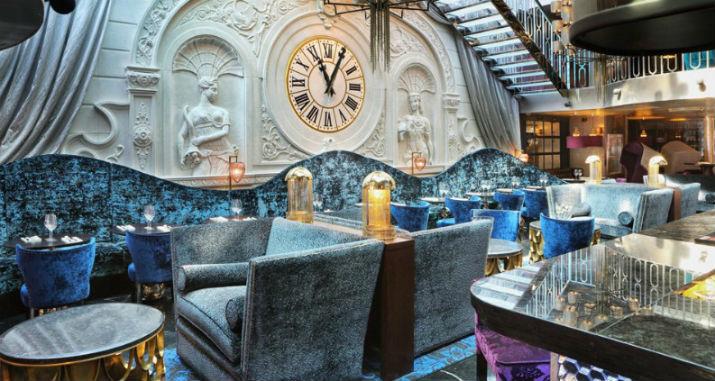 7 restaurants luxueux qui vous donnera envie de voyager  6 idées de restaurant luxueux qui vous donneront envie de voyager P1 2