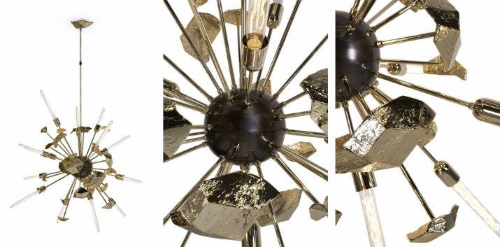 Top 10 pièces d'éclairage contemporaines pour votre salon  Top 10 pièces d'éclairage contemporaines pour votre salon P1