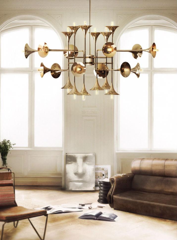 Top 10 pièces d'éclairage contemporaines pour votre salon  Top 10 pièces d'éclairage contemporaines pour votre salon P10