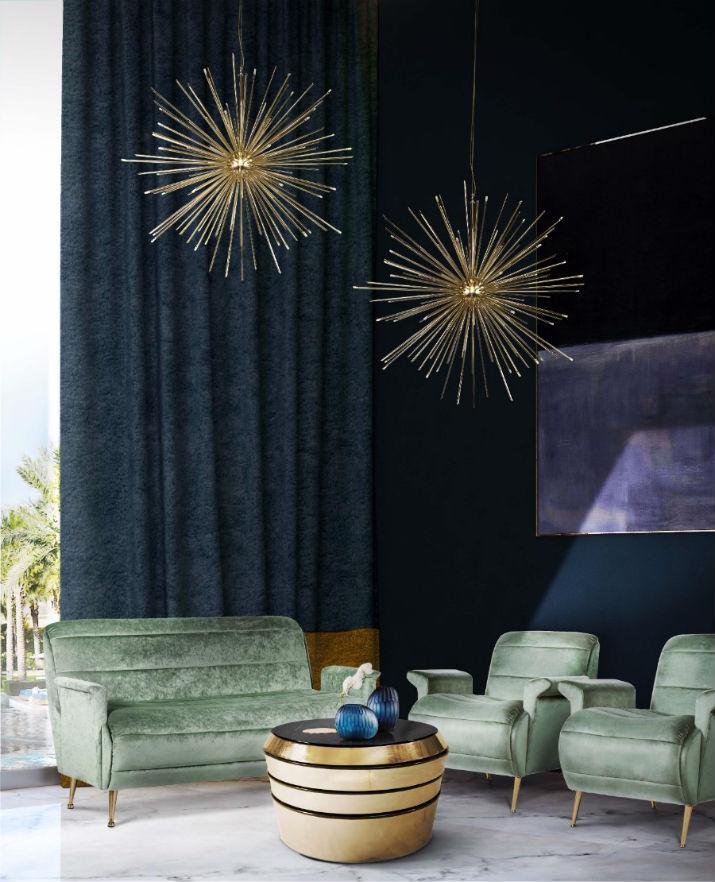 Top 10 pièces d'éclairage contemporaines pour votre salon  Top 10 pièces d'éclairage contemporaines pour votre salon P12