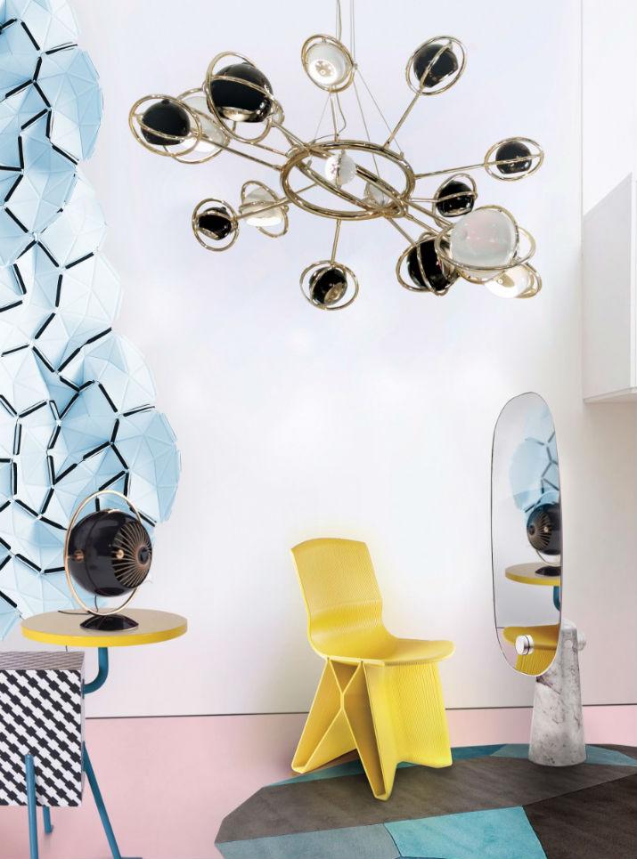 Top 10 pièces d'éclairage contemporaines pour votre salon  Top 10 pièces d'éclairage contemporaines pour votre salon P16