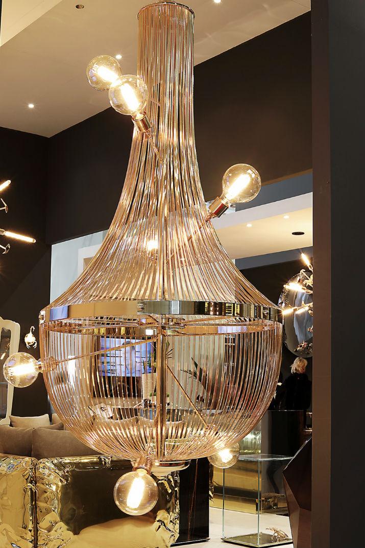 Top 10 pièces d'éclairage contemporaines pour votre salon  Top 10 pièces d'éclairage contemporaines pour votre salon P4
