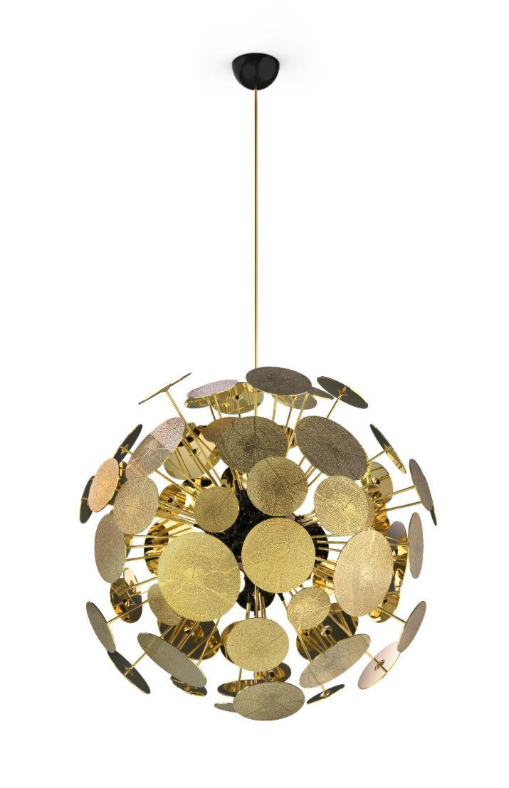 Top 10 pièces d'éclairage contemporaines pour votre salon  Top 10 pièces d'éclairage contemporaines pour votre salon P5