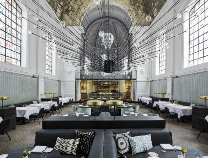 7 restaurants luxueux qui vous donnera envie de voyager  6 idées de restaurant luxueux qui vous donneront envie de voyager P6 1