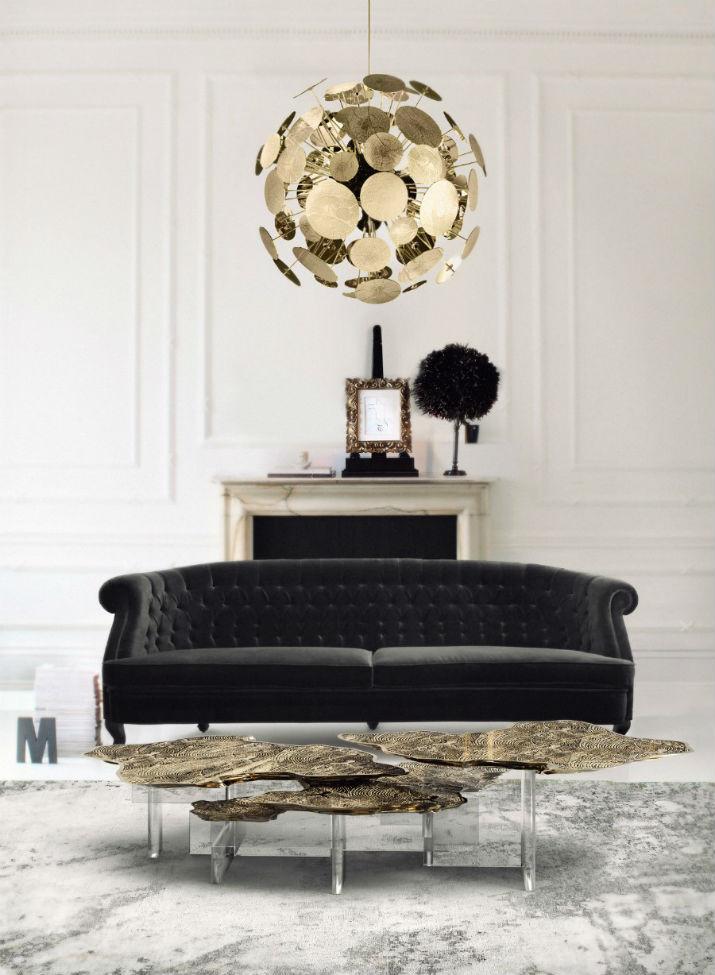 Top 10 pièces d'éclairage contemporaines pour votre salon  Top 10 pièces d'éclairage contemporaines pour votre salon P6