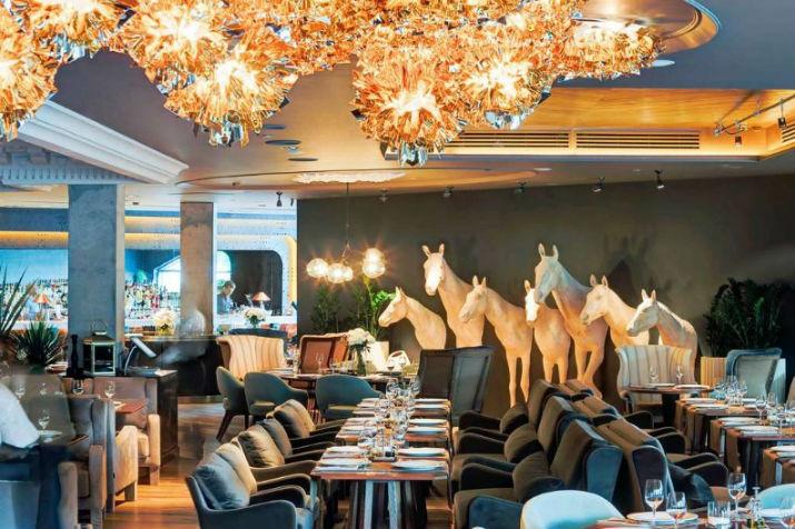 7 restaurants luxueux qui vous donnera envie de voyager  6 idées de restaurant luxueux qui vous donneront envie de voyager P7 1
