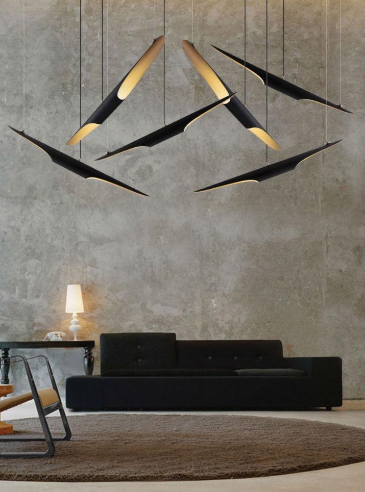 Top 10 pièces d'éclairage contemporaines pour votre salon  Top 10 pièces d'éclairage contemporaines pour votre salon P8