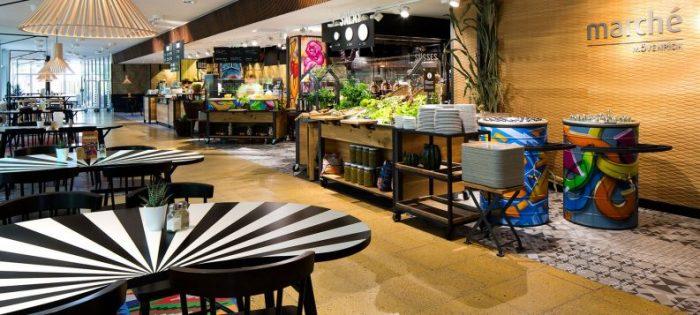 Des idées incroyables de salle à manger de restaurant  Des idées incroyables de salle à manger de restaurant Patagona 1 e1486986478308