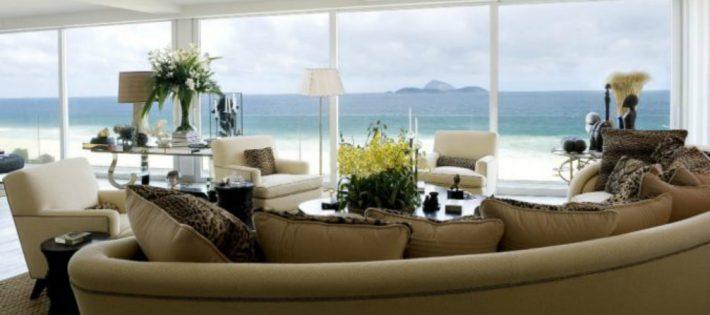 Maison de plage moderne au Mexique par Alberto Pinto