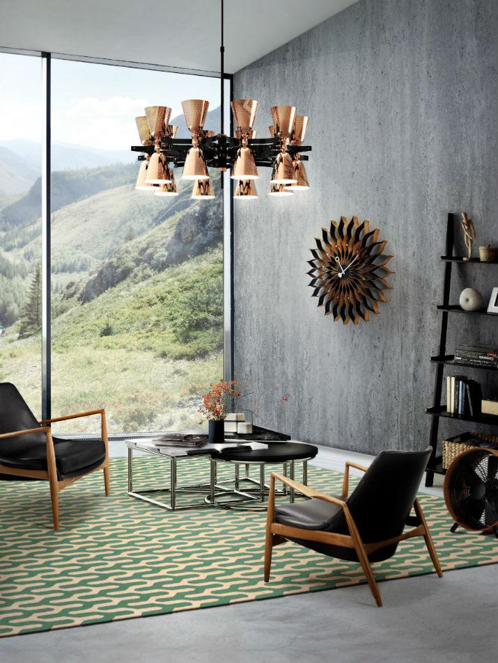Top 10 pièces d'éclairage contemporaines pour votre salon  Top 10 pièces d'éclairage contemporaines pour votre salon p14