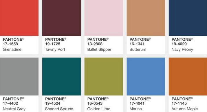 Idées de design d'intérieur: Trouvez des couleurs de l'automne 2017 PANTONE Image00020