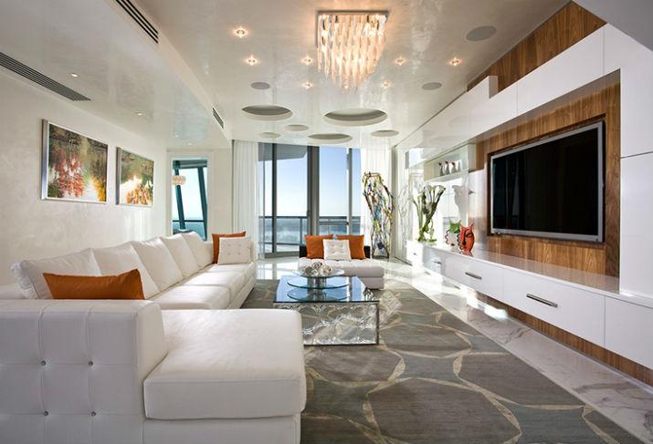 5 incroyables maisons modernes à découvrir  5 incroyables intérieurs modernes et luxueux à découvrir ! P1