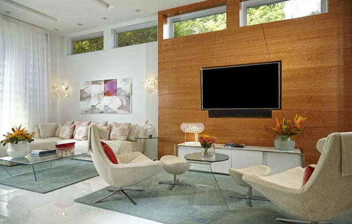 5 incroyables maisons modernes à découvrir  5 incroyables intérieurs modernes et luxueux à découvrir ! P5