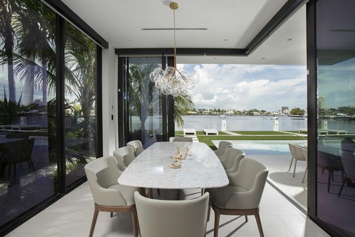 5 incroyables maisons modernes à découvrir  5 incroyables intérieurs modernes et luxueux à découvrir ! P9