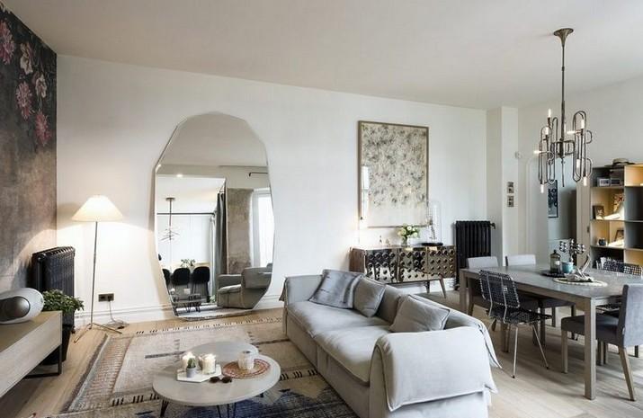 Soyez surpris par la transformation d'une maison moderne parisienne par Studio 10Surdix > Magasins Desco > les dernieres nouvelles sur design d'interieur > #studio10surdix #designdinterieur #magasinsdeco
