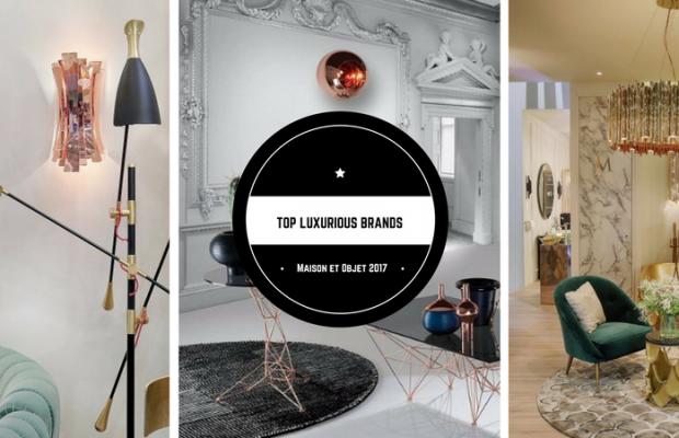 Les Meilleures Marques de Luxe qui Étaient Présentes à Maison et Objet Septembre Top luxurious brands 620x400