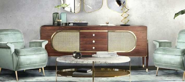 Améliorez votre Design d'Intérieur avec ces Meubles Modernes du Style Milieu du Siècle