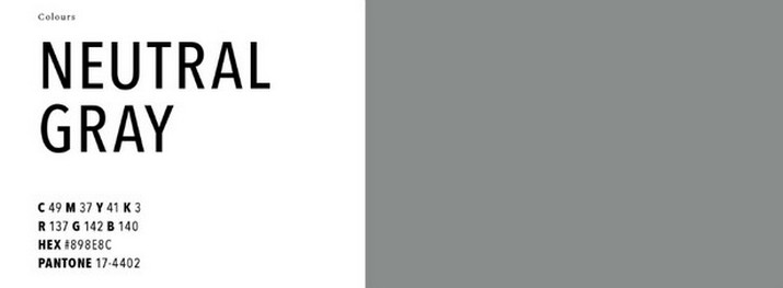 Prévision de Tendances des Couleurs 2018: Gris Neutre Pr  vision de Tendances de Couleurs 2018 Neutre Gris 12