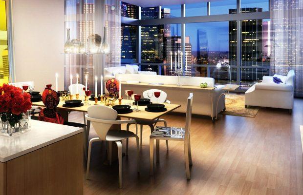 Explorez Ici les Meilleurs Projets de Design de Philippe Starck The House Dallas Philippe Starck 02 APARTMENT 620x400