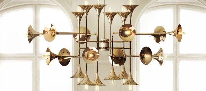 Améliorer Vôtres Décorations de Noël avec ces Lampes de Style Millieu du Siécle  Améliorer Vôtres Décorations de Noël avec ces Lampes de Style Millieu du Siécle botti chandelier ambience 01 HR 710x315