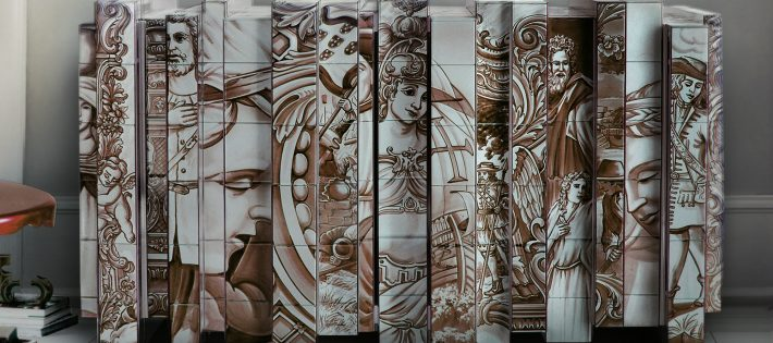 Découvrez le Heritage, Une Collection de Meubles de Style Contemporain