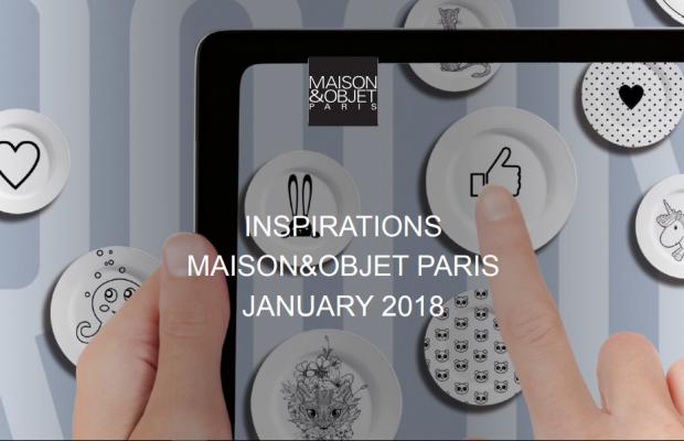 5 Questions a Vincent Grégoire sur Inspirations de Maison et Objet 2018  5 Questions a Vincent Grégoire sur Inspirations de Maison et Objet 2018 inspirations 3 620x400