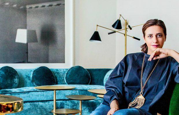 Les meilleures Architectes d'Intérieur Françaises 2018 : India Mahdavi