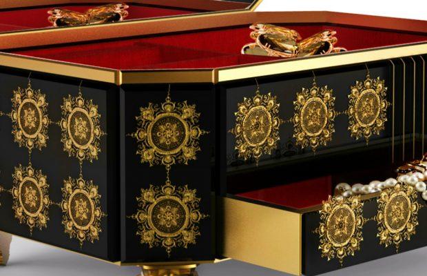 Obtenez notre liste exclusive de cadeaux de Noël de luxe!