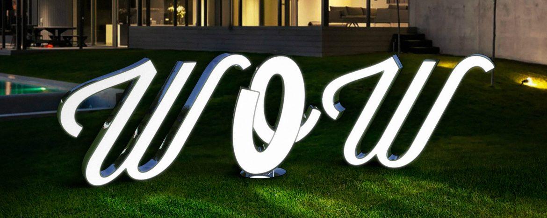 Lampes de Style du Milieu du Siècle de Delightfull à l'IMM Cologne 2018 delightfull graphic lamp outdoor 01