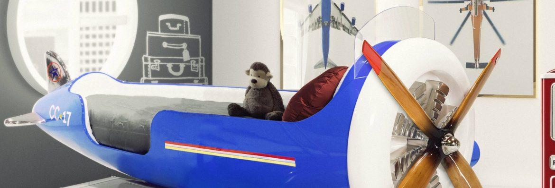 Nouveaux piéces qui seront présentés à Maison et Objet 2018 sky one plane bed ambiance circu magical furniture 01 2000x680