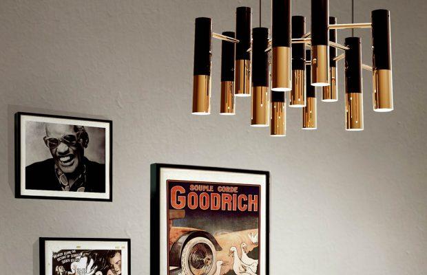 Lustres de Salon pour votre Maison Moderne de Style Milieu du Siècle