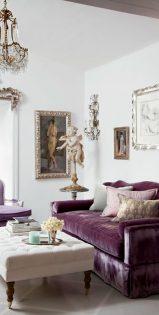 Tendance 2018 : Purple S'Invite Dans Votre Salon  Tendance 2018 : Le Violet S'Invite Dans Votre Salon 7 3 159x315