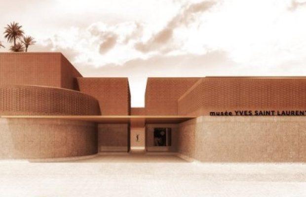 Musée Yves Saint Laurent du Studio Ko, Une Oasis à Marrakech