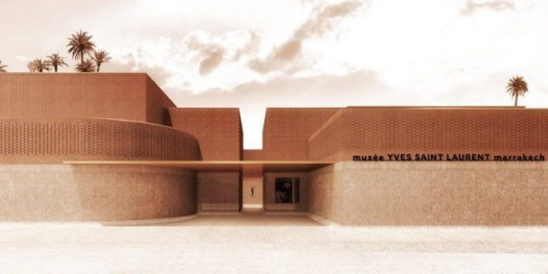Musée Yves Saint Laurent du Studio Ko, Une Oasis à Marrakech o YVES SAIN LAUREN facebook