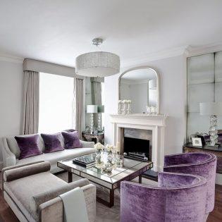 Tendance 2018 : Purple S'Invite Dans Votre Salon  Tendance 2018 : Le Violet S'Invite Dans Votre Salon photo 5 315x315
