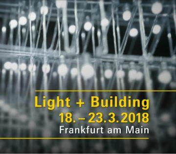 Light + Building : Exposition de Luminaires en Allemagne  Light + Building : Exposition de Luminaires en Allemagne 2