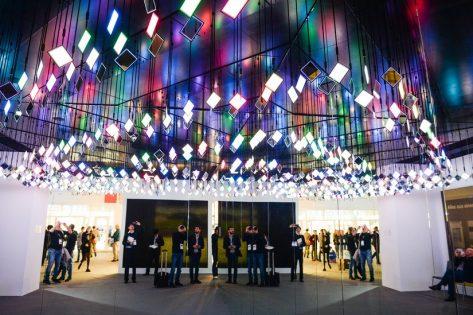 Light + Building 2018 : Exposition de Luminaires en Allemagne  Light + Building : Exposition de Luminaires en Allemagne 4