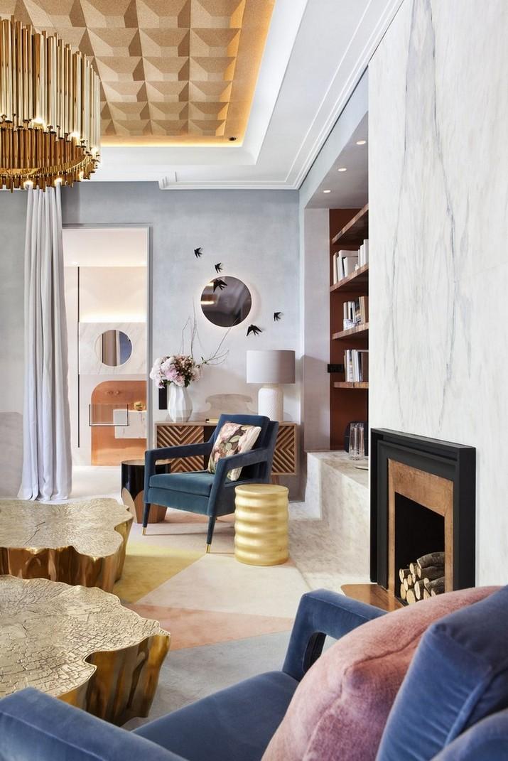 5 Projets de Design d'Intérieur de Luxe qui Vous Inspireront Tout de Suite  5 Projets de Design d'Intérieur de Luxe qui Vous Inspireront Tout de Suite 5 Projets de Design dInt  rieur de Luxe qui Vous Inspireront Tout de Suite 15