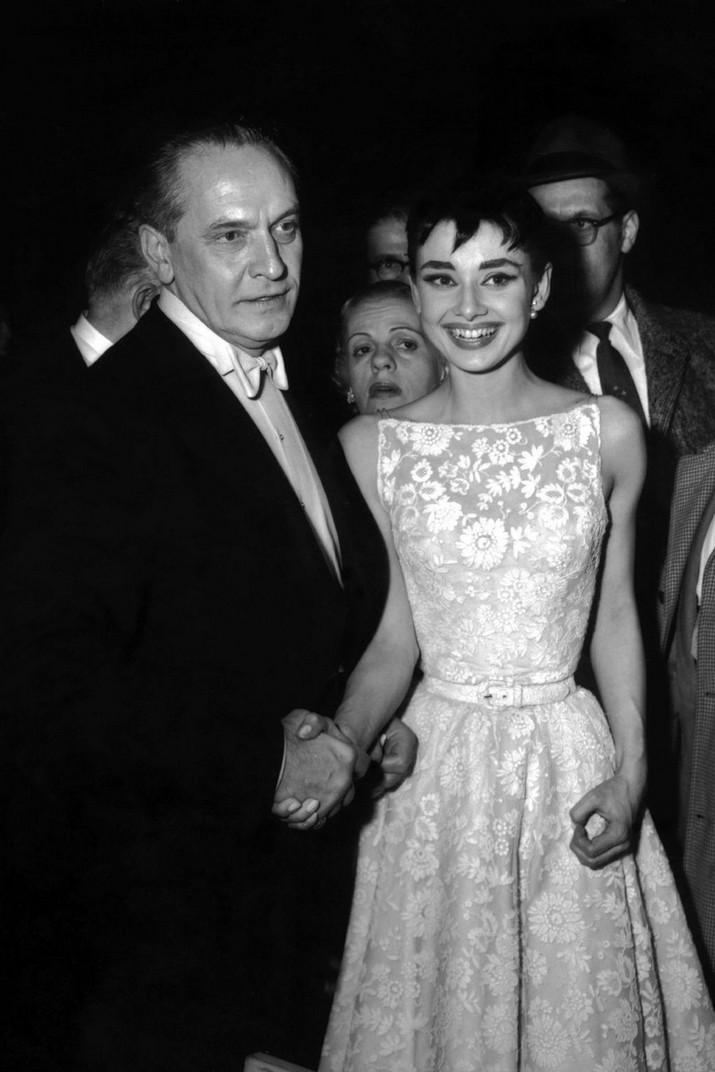 7 des Plus Grands Moments de Hubert de Givenchy et Audrey Hepburn 7 des Plus Grands Moments de Hubert de Givenchy et Audrey Hepburn 3