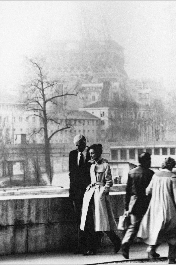 7 des Plus Grands Moments de Hubert de Givenchy et Audrey Hepburn 7 des Plus Grands Moments de Hubert de Givenchy et Audrey Hepburn 6