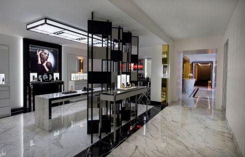 L'Hotel Metropole Monte-Carlo Fait Confiance A La Marque Brabbu  L'Hotel Métropole Monte-Carlo Fait Confiance A La Marque Brabbu Boutique beauty