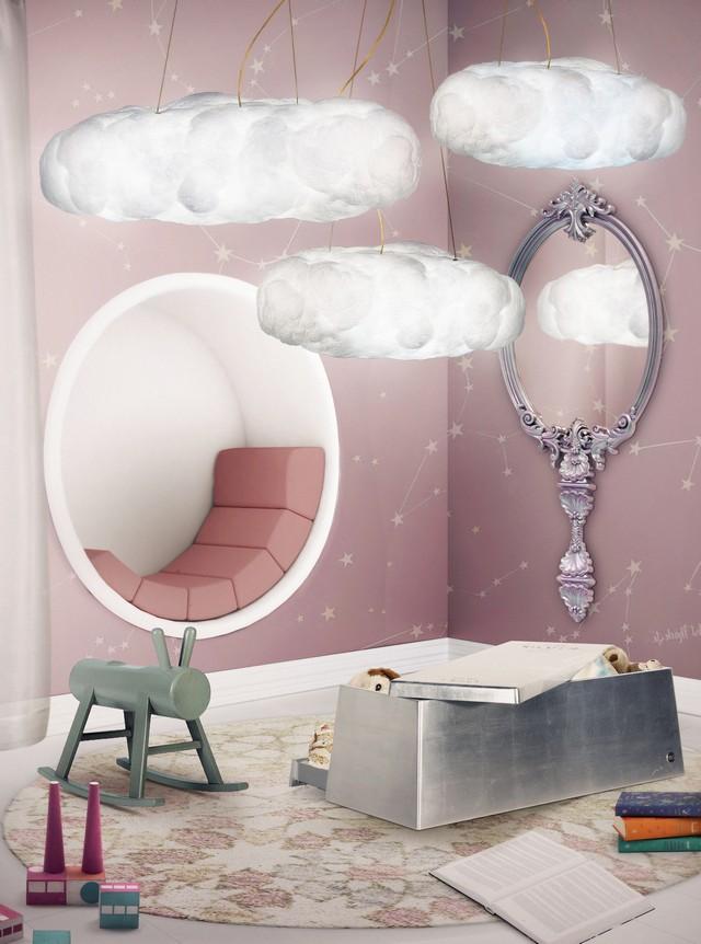 Idées des Chambres d'Enfants: 5 Miroirs Muraux que Vous Allez Adorer! Kids Bedroom Decor Ideas 5 Stunning Wall Mirrors Youll Love 2