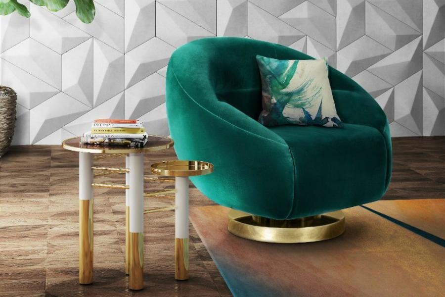 Tendances du Printemps 2018 : Les Couleurs pour Votre Salon Spring Trends 2018 The Colours You Want for Your Living Room 1