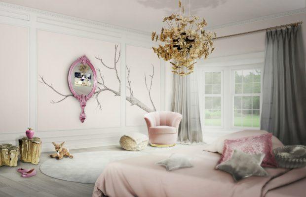 Idées des Chambres d'Enfants: 5 Miroirs Muraux que Vous Allez Adorer! magical mirror ambience circu magical furniture 01 620x400