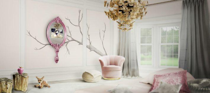 Idées des Chambres d'Enfants: 5 Miroirs Muraux que Vous Allez Adorer! magical mirror ambience circu magical furniture 01 710x315